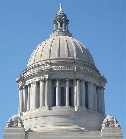 WA state capital dome