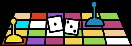 board game pieces clip art