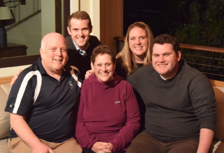 Jennifer O'Loughlin family photo