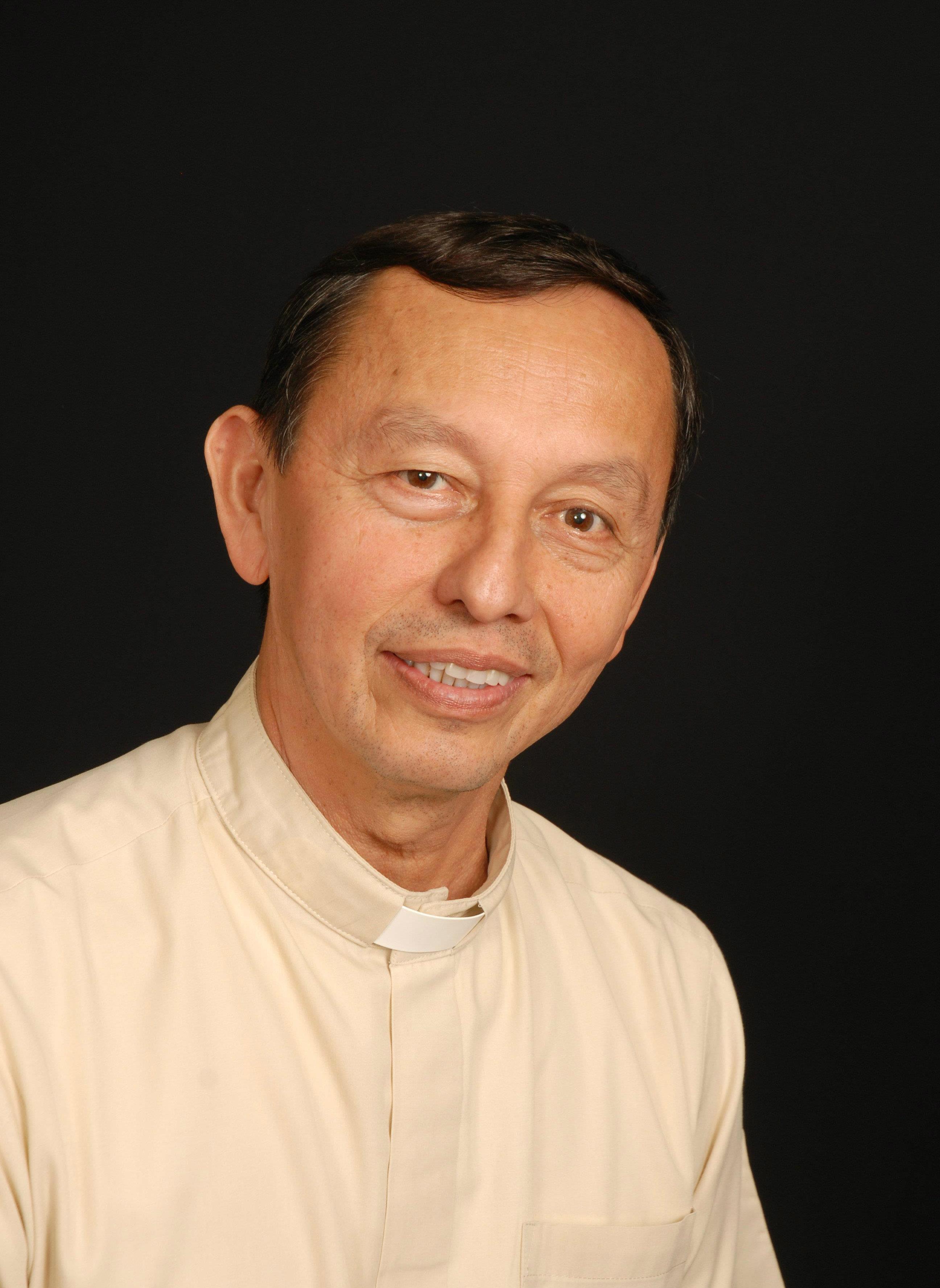 Photo of Fr Gilberto Mora-Tapia